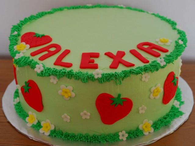 Cakes Edmonton